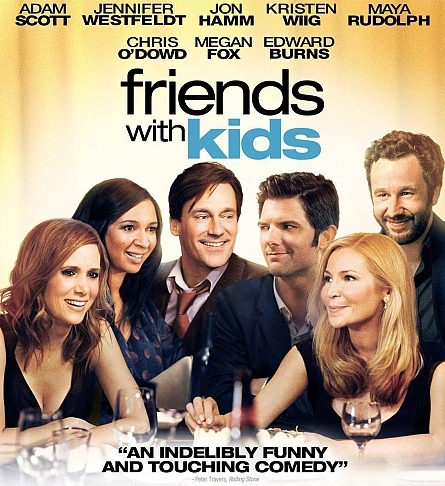 Смотреть онлайн фильм Дети сексу не помеха / Friends with Kids (2011)-Добав